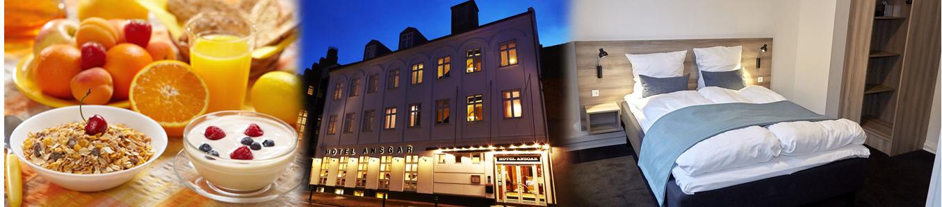 danske hoteller grenå